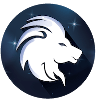 The Leo sign of the zodiac