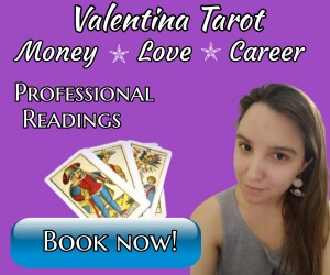 Valentina tarot readings